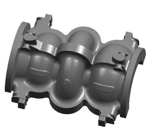 蒸汽輪機設備鑄件